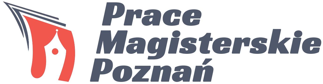 Prace magisterskie i licencjackie – Poznań Logo